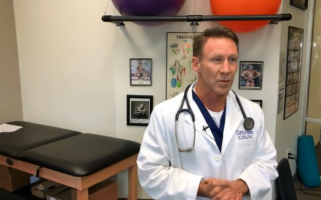 Meet Dr. Curtis Adams, Your Dallas Chiropractor